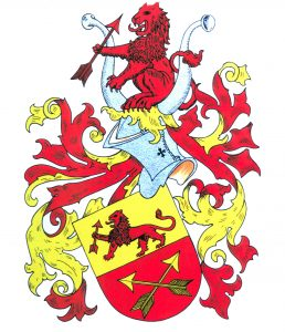 New Crest Designed by the Ort(h)lieb society