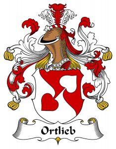 The Ordtlieb Crest
