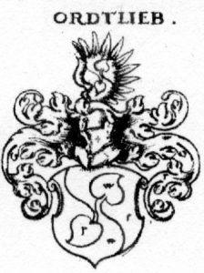 The Ordtlieb or Ortlieb Crest
